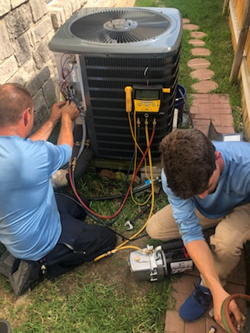 Heating and Air Conditioning Services - Cedar Park
